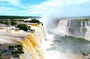 ALT = viaggiare in Brasile, Cascate di iguazu