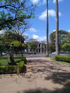ALT = cosa vedere a Belo Horizonte, Praça da Liberdade