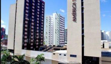 ALT = hotel salvador brasile, america towers hotel