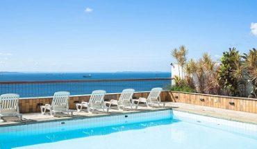 ALT = sol victoria marina hotel, salvador, brasile, recensione completa