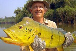 ALT = come e dove pescare in Amazzonia, Brasile