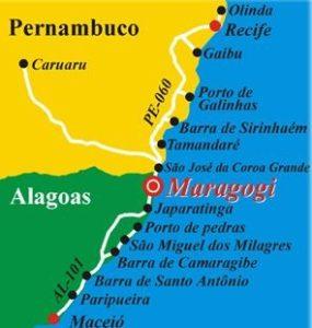 ALT = cosa visitare a Maceio, Brasile, musei, parchi, centro storico, artigianato