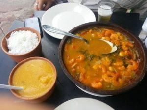 ALT = migliori ristoranti di Recife, Brasile, piatti tipici, moqueca di pesce