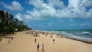 ALT = le migliori spiagge di Recife, spiaggia di Boa Viagem