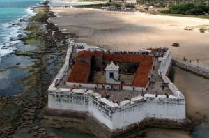 ALT = Forte dos Reis Magos, Natal, Brasile