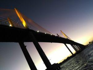 ALT = il ponte Newton Navarro di Natal, Brasile