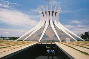ALT = Brasilia, Brasile, Cattedrale