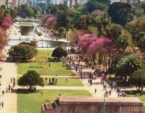 ALT = parchi naturali a Porto Alegre, Brasile
