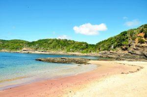 ALT spiaggia do Forno. Buzios, Brasile
