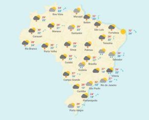 ALT = quando viaggiare in brasile, i periodi migliori