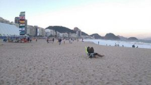 ALT = viaggiare in Brasile, Copacabana