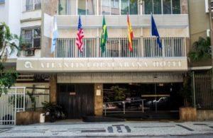 ALT = atlantis copacabana hotel, rio de janeiro, brasile, recensioni ed offerte
