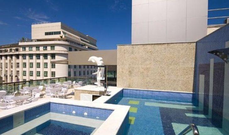 ALT = hotel atlantico business centro, rio de janeiro, brasile, recensioni ed offerte