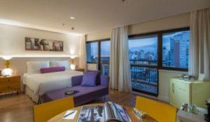 ALT = hotel the capital sao paulo itaim, san paolo, brasile, camere e prezzi