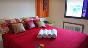 ALT = leblon ocean hotel residencia, rio de janeiro, brasile, camere e prezzi