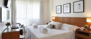ALT = mar ipanema hotel, rio de janeiro, brasile, camere e prezzi