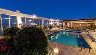 ALT = recensione del Belo Horizonte Othon Palace Hotel, Brasile