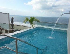 ALT = recensione Hotel Atlantico Praia, Copacabana, Rio de janeiro, Brasile
