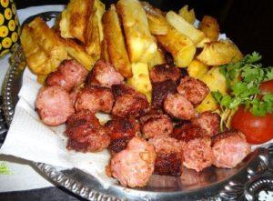 ALT = menù brasiliano, tira gosto e petiscos