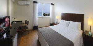 ALT = camere e prezzi Orla Copacabana Hotel, Rio de Janeiro