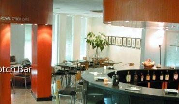 ALT = recensione Royal Center Hotel, Belo Horizonte, Brasile