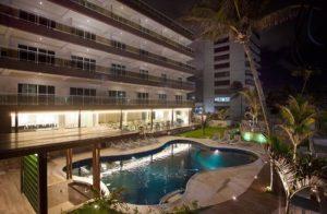 ALT = recensione Crocobeach Hotel Fortaleza, Brasile