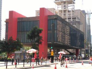 ALT = MASP San Paolo, musei, Brasile