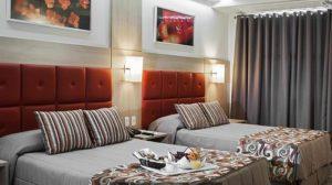 ALT = Normandy Hotel Belo Horizonte, camere e prezzi