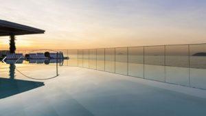 ALT = piscina Hotel Fasano Rio de Janeiro