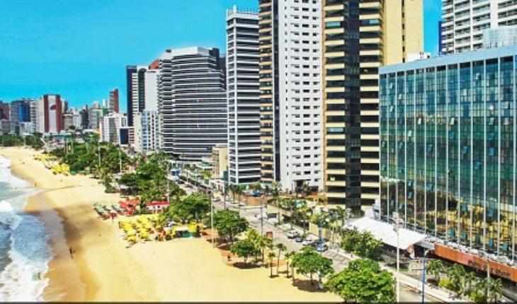 ALT = recensione Ponta Mar Hotel, Fortaleza, Brasile