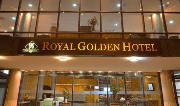 ALT = recensione Royal Golden Hotel Savassi, Belo Horizonte, Brasile