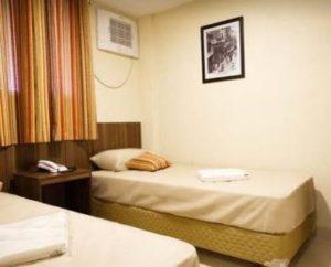 ALT = hotel economici Rio de Janeiro, Downtown Santana Hotel