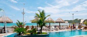 ALT = hotel di Natal a 4 stelle, Ponta Negra, Visual Praia Hotel