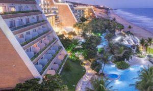 ALT = i migliori hotel a 5 stelle di Natal, POnta Negra, Brasile, Serhs Grand Hotel