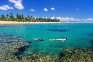 ALT = spiagge Brasile, praia do Espelho