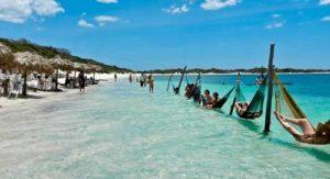 ALT = le più belle spiagge del Brasile, Jericoacoara