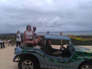 ALT = escursioni tra le dune di sabbia a Natal, Brasile