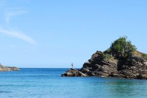 ALT = la spiaggia di Ferradurinha, Buzios, Brasile