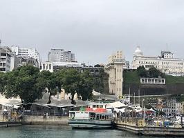 ALT = trasporto barca Salvador de Bahia Morro de Sao Paulo